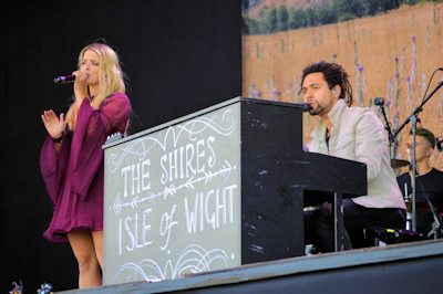 The Shires band